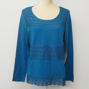 NWT  Onque Casual Top